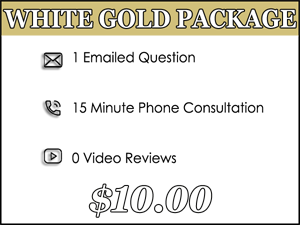 White Gold Dog Training Package